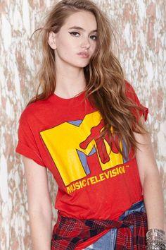 MTV Tee