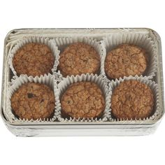 FREDS at Barneys New York Oatmeal Chocolate Chip Cookies, 24-Piece... ($36) ❤ liked on Polyvore
