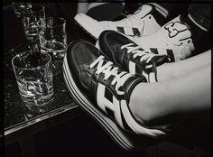 Hogan plateau sneakers