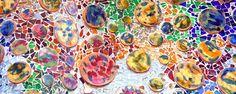 casa batllo gaudi mosaic - Cerca con Google