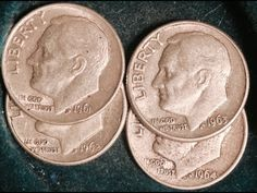 Incredible 1968 Roosevelt Dime Errors-Most Rare Have Sold For $32,000 - YouTube