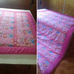 #cobertor #niña #frutillita #confeccion