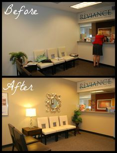 59 super Ideas for medical office waiting room decor spaces