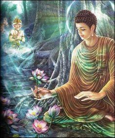 HiNDU GOD: lord buddha