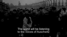 """""""Liberdade, Vida e o Legado dos Sobreviventes do Holocausto"""" - Este ano marca o 10º aniversário da resolução da ONU que estabeleceu 27 de janeiro como o dia internacional da comemoração para homenagear as vítimas do Holocausto, e do 70º aniversário da libertação do Auschwitz. http://youtu.be/TVRMIid9Xiw"""