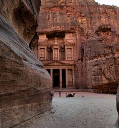 Petra, Jordan - I can just hear Indiana Jones in the background.