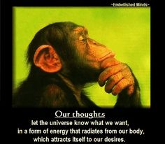 Thought is creation