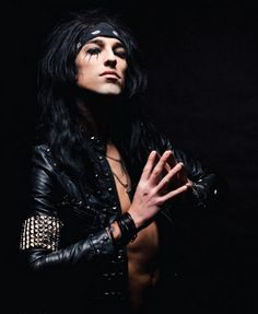 Christian Coma! Met him  Andy at Warped Tour! Best. Day. Ever!