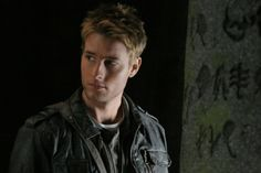 After Lev U0027diedu0027, I Used Justin Hartley As The Model For Scott Matthis