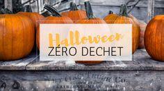 Découvrez comment organiser une fête d'Halloween zéro déchet : maquillage, déguisement, décorations et gourmandises c'est sur le blog de Marguette.com Fete Halloween, Halloween 2020, Decoration, Pumpkin, Organiser, Vegetables, Elegant, Blog, Sweet Treats
