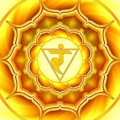 3rd Chakra Solar Plexus - Personal Power
