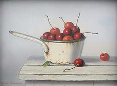 Johannes Eerdmans The Frisian artist Johannes Eerdmans was born October in Sneek, Holland and grew up in Bolsward. He has dev. Watercolor Fruit, Watercolor Cards, Watercolor Paintings, Decoupage Vintage, Stella Art, Apple Art, Still Life Oil Painting, Cup Art, Still Life Art