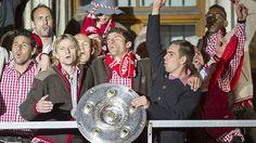 FC Bayern München, Meister 2012/2013