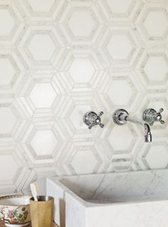 The Absolute Guide To Bathroom Tiles White Mosaic Bathroom, Glass Tile Bathroom, Laundry Room Bathroom, Bathroom Floor Tiles, Bathroom Renos, Shower Floor, Bathroom Renovations, Bathroom Interior, Small Bathroom