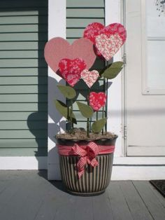 32 Easy and Cute Valentines Day Crafts Can Make Just One Hour