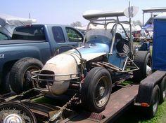 1960s Sprint Car