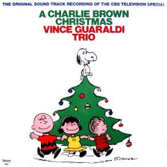 A+CHARLIE+BROWN+CHRISTMAS+Vince+Guaraldi+by+WhatCheerProvidence