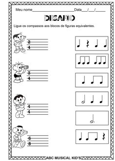 ATIVIDADES DE EDUCAÇÃO INFANTIL E MUSICALIZAÇÃO INFANTIL: atividades de música: