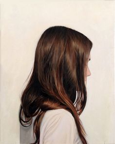 the artist is good at painting hair