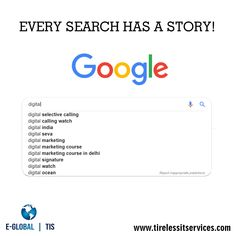Every search has its own story & momentum. It is why a search makes such an excellent plot for a film or a story. Digital Marketing Services, Search Engine Optimization, Web Development, Storytelling, Seo, Web Design, Film, Google, Movie