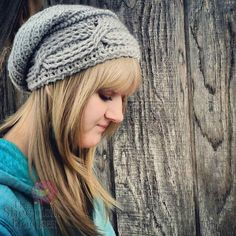 We Love crochet winter accessories, especially the twist and slouch hat by the sheepish hokker - download at LoveCrochet