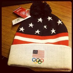 Team USA - the cutest hat ever wow