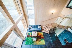 Gemütlicher Wohnbereich mit Couch in den #Alpenchalets am #Kreischberg. Couch, Living Area, Nice Asses, Settee, Sofa, Sofas, Couches, Daybed