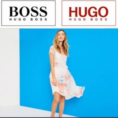 Haute Look offers ip to Off on select BOSS women's clothing. Business Casual Outfits For Women, Professional Outfits, Boss Lady, Hugo Boss, Women's Clothing, Suits, Summer Dresses, Clothes For Women, Fashion