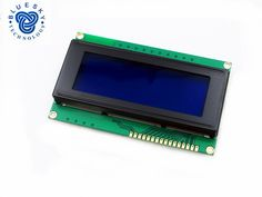 Free shipping 5pcs/lot LCD Board 2004 20*4 LCD 20X4 5V Blue screen blacklight LCD2004 display LCD module LCD 2004 new original #Affiliate