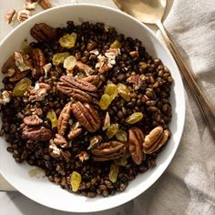 Health, November 2014 Pages 123-125 | Slow-Cooker Molasses and Spice Wheat Berries | MyRecipes.com