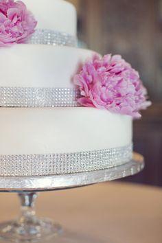 Wedding Cake | See the wedding on SMP: http://www.stylemepretty.com/canada-weddings/ontario/toronto/2013/12/19/casa-loma-wedding/  Sarah Kate Photographer
