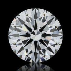 1.11 Carat E Color Round Diamond, VVS2, GIA Certified from Enchanted Diamonds
