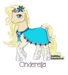 My Little Pony: Cinderella by Morgwaine