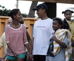 Obama: If daughters get tattoos, we will too