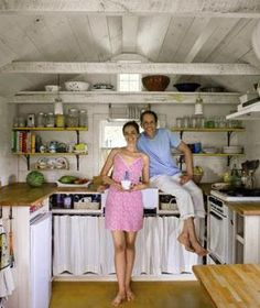 Home, Sweet Tiny Home | How a couple lost all and learned to live (happily) with less than they'd ever imagined.