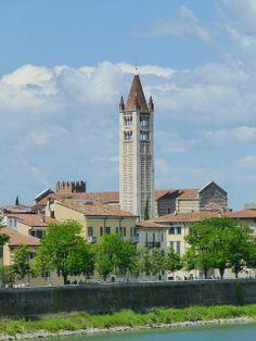 San Zeno Maggiore, Verona, Italy
