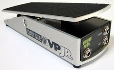 Ernie Ball - Volume Pedal Jr. (Passive)