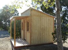 Cheap, modern shed projects for the artist in you!