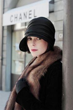 Barbora Bobulova as Coco Chanel