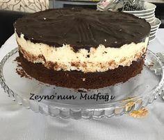 ::: Zeyno'nun Mutfağı :::: Kokostar Pasta