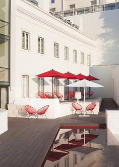 1000 images about t e r r a s on pinterest french for Design hotel lisbonne