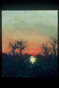 """Montclair Sunset"" 1992"