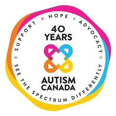 Join #AutismCanada in celebrating 40 years of hope advocacy and support. #AC40  We would like to sincerely thank you all - individuals on the autism spectrum families professionals and fellow autism organizations - for your enthusiastic collaboration engagement and unwavering support.  This journey would not have been possible without a compassionate team of people like you.  #autism #asd #anniversary #celebration #advocacy #support #hope #turning40 #autismfamily #team #wereallinthistogether