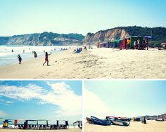 Canoa Beach, Ecuador - Guide to Ecuador Beaches