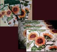 Sunflower Dinnerware Sets Bing Images Zonnebloemen