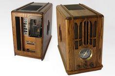 Zenith Radio Computer Casemod