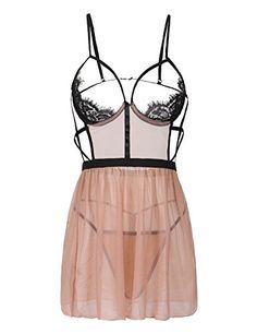 Villydan hot sexy lingerie