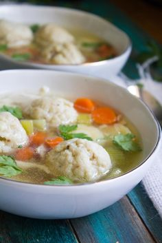 Matzah Ball and Chicken Soup - What Jew Wanna Eat Kosher Recipes, Soup Recipes, Cooking Recipes, Kosher Food, Cooking Ideas, Chicken Recipes, Food Ideas, Dinner Recipes, Passover Recipes