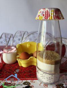 Il preparato per crepes dolci è un pratico regalo home-made genuino e gustoso, sicuramente più salutare di quello commerciale.