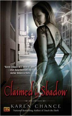 Claimed by Shadow (Cassandra Palmer, Book 2) by Karen Chance, http://www.amazon.com/dp/0451461525/ref=cm_sw_r_pi_dp_nohDpb0D8T32D